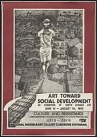 Art toward social development : an exhibition of South African Art