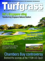 Australian Turfgrass Management Journal. Vol. 17 no. 4 (2015 July/August)