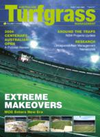 Australian Turfgrass Management. Vol. 7 no. 1 (2005 February/March)
