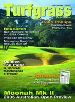 Australian Turfgrass Management. Vol. 7 no. 5 (2005 October/November)