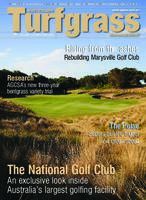 Australian Turfgrass Management Journal. Vol. 11 no. 3 (2009 May/June)