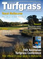 Australian Turfgrass Management Journal. Vol. 10 no. 4 (2008 July/August)