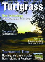 Australian Turfgrass Management. Vol. 9 no. 6 (2007 November/December)