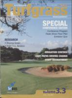 Australian Turfgrass Management. Vol. 3 no. 3 (2001 June/July)