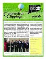 Connecticut Clippings. Vol. 53 no. 4 (2019 December)