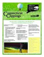 Connecticut Clippings. Vol. 54 no. 1 (2020 April/May)