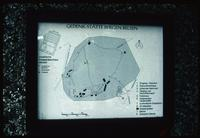 Bergen-Belsen Concentration Camp : Site plan, 1992
