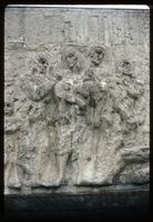 Chelmno Concentration Camp : Bas-relief detail