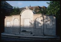 Portuguese Synagogue (Amsterdam, Netherlands) : Memorial to Jewish citizens of Amsterdam
