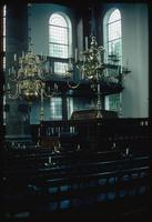 Portuguese Synagogue (Amsterdam, Netherlands) : Synagogue seating