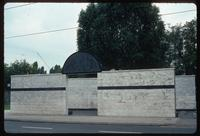 Umschlagplatz Memorial (Warsaw, Poland) : Memorial to deportations to the Treblinka Death Camp