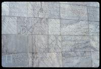 "Umschlagplatz Memorial (Warsaw, Poland) : ""First name"" commemorations of deportation victims"