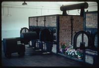 Buchenwald Concentration Camp : Crematorium furnaces