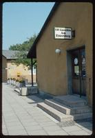 Buchenwald Concentration Camp : Restaurant at visitor's parking lot