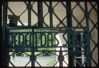 Buchenwald Concentration Camp : Entry gate motto