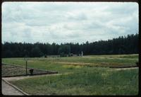 Chelmno Concentration Camp : Commemorative wall element
