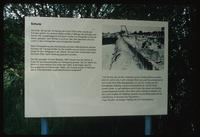 Neuengamme Concentration Camp : Canal construction document