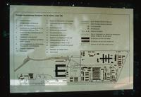 Neuengamme Concentration Camp : Detailed camp site plan