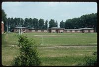 Neuengamme Concentration Camp : Camp administration building