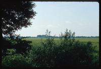 Neuengamme Concentration Camp : View of farmscape surrounding the camp site