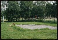 Neuengamme Concentration Camp : Crematorium site commemoration
