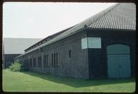 Neuengamme Concentration Camp : Camp warehouses for machinery storage
