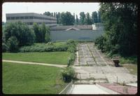 Neuengamme Concentration Camp : View of contemporary on-site prison facility
