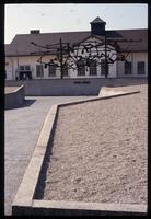 Dachau Concentration Camp : Main site memorial and camp administration buildings