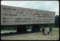 Chelmno Concentration Camp : Artistic commemoration of victims' deaths