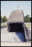 "Dachau Concentration Camp : Jewish ""chapel"" site"