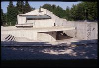Dachau Concentration Camp : Protestant Commemorative Chapel