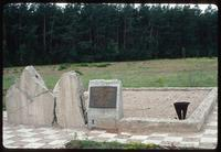 Chelmno Concentration Camp : Broad view of crematorium site