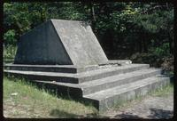 Belzec Concentration Camp : Unmarked memorials on-site