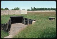 Sachsenhausen Concentration Camp : Underground bunkers on site