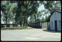 Sachsenhausen Concentration Camp : Camp administration buildings