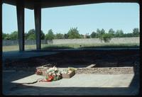 Sachsenhausen Concentration Camp : Building foundations of the crematorium