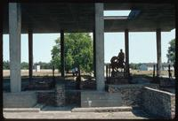Sachsenhausen Concentration Camp : Crematorium foundations
