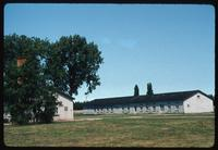 Sachsenhausen Concentration Camp : Camp cooking and utility buildings