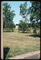 Sachsenhausen Concentration Camp : Guard house along camp perimeter