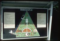 Sachsenhausen Concentration Camp : Camp site plan