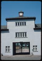 Sachsenhausen Concentration Camp : Main gate and administration building