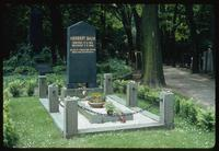 Weissensee Cemetery (Berlin, Germany) : Herbert Baum re-burial site