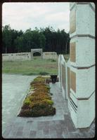 Chelmno Concentration Camp : Linking wall to crematorium site