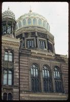 Weissensee Cemetery (Berlin, Germany) : Synagogue dome