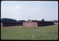 Majdanek Concentration Camp : Rebuilt prisoner barracks