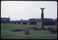 Majdanek Concentration Camp : Barracks camp memorial