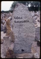 Treblinka Concentration Camp : Commemoration to the Jews of the Polish city of Gora Kalwaria