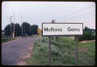Treblinka Concentration Camp : Malkinia rail stop at Treblinka village
