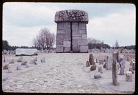 Treblinka Concentration Camp : Main memorial designed by Franczizek Duschenko