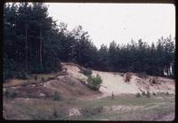 Treblinka Concentration Camp : Site detail near sand and gravel pits